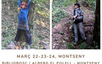 Retiro del Cuerpo a la Palabra – Montseny