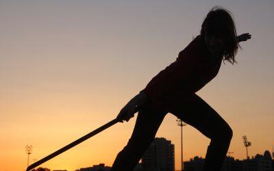 Transforma la teva ràbia: espasa Tog ChödArenys